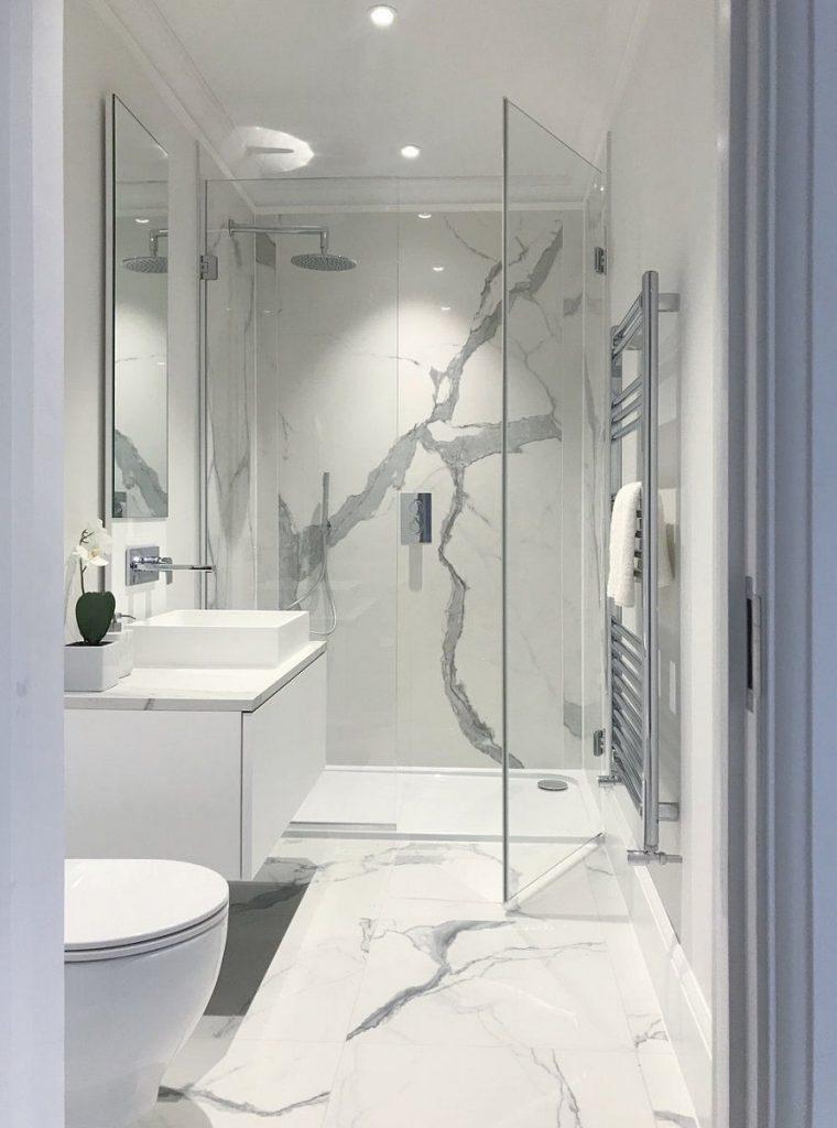 doccia grande